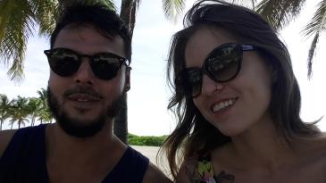 Nós nas palmeiras