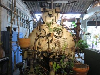 máquina de fazer árvores
